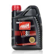 Oli Mesin Motor VR8 2T Racing PREMIX 1L VROOAM