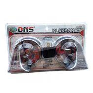 Klakson Heavy Duty DL900 83A Chrome Ons