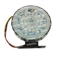 Lampu Kolong Bulat 2853 LED Biru Ons