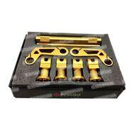 Stang Jepit Set CNC 851/12 Gold Scarlet