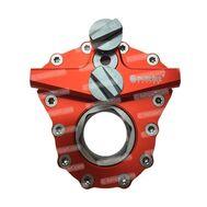 Steering Damper + Breket NMax Orange Scarlet