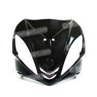 Windshield Jupiter MX Hitam Paravira
