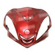 Windshield Jupiter MX Merah Maroon Paravira