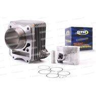 Cylinder Block + Ring + Piston F150 STR