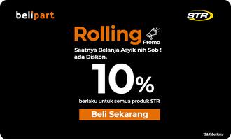 Promo Sparepart STR OEM 90%