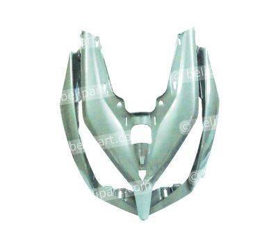 Legshield Depan Atas Vario Techno Silver Paravira