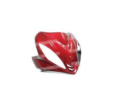 Windshield Jupiter MX Merah Maroon Paravira