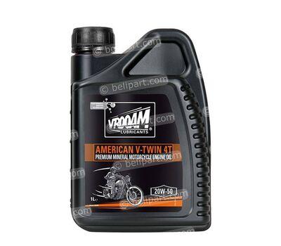 Oli American V Twin Premium 20W-50 1L VROOAM