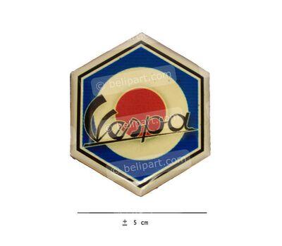 Emblem Cung Besar MOD Vespa