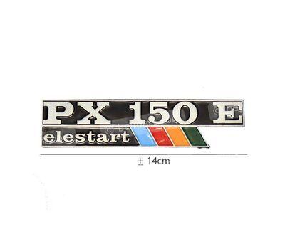 Emblem Merk PX 150 E (Elestart) Vespa PXE