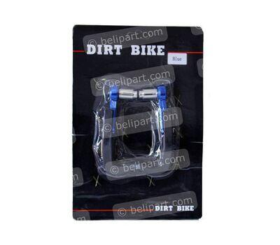 Hand Guard Biru Dirt Bike