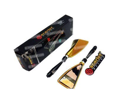 Kaca Spion 227 Universal Gold Scarlet