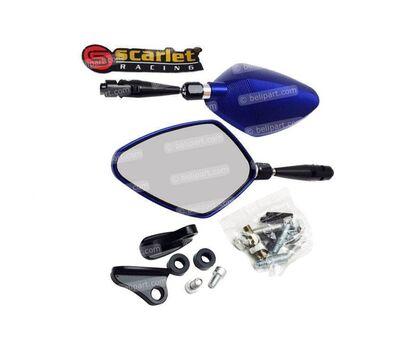 Kaca Spion 228 Biru Scarlet