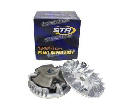 Pully Depan Assy + Roller Mio J / Mio Soul MHM