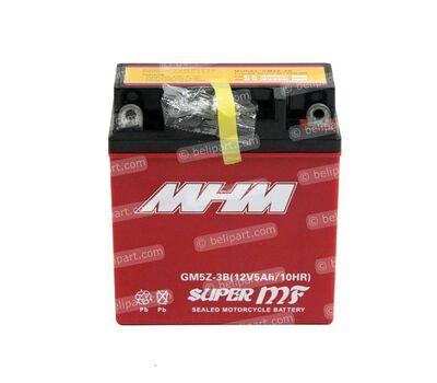 ACCU Aki GM5Z3B Honda Grand MHM