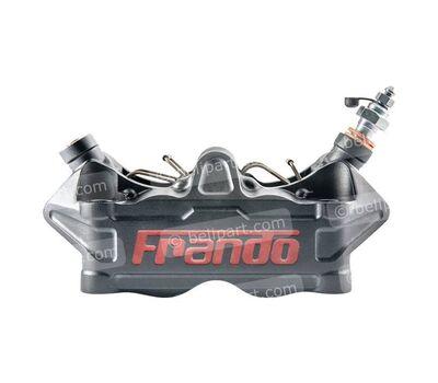 Caliper Big Radial 4 Piston Hard Anodize 7HB Frando