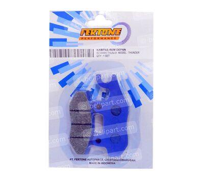 Disc Pad Depan Thunder Fertone