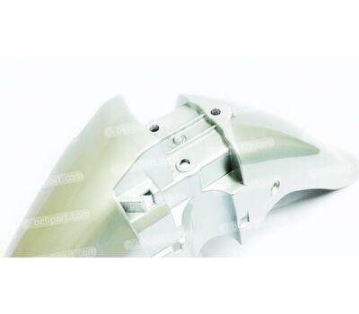 Spakboard Depan Supra X Silver Paravira